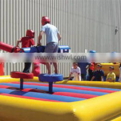 hot sell gladiator inflatable games