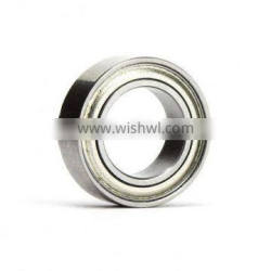 High Precision Miniature Ball Bearing 603zz for cooling fans