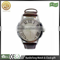 Factory price stainless steel watch OEM with your brands