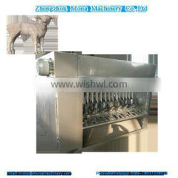 Widely used most hot sales chicken feather plucking machine, chicken feather removal machine