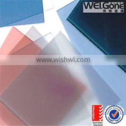safety tempered laminated glass price from glass factory in shanghai