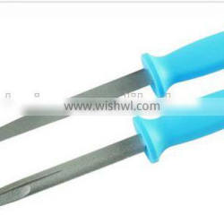 electroplated diamond sharpener for knife and blades