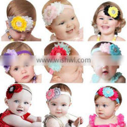New Design Feather Crown Headband for Little Kids