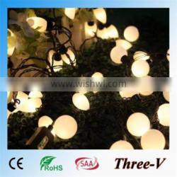 10M 100 LED String Fairy Light for Wedding Christmas Party Holiday(Warm White) Quality Choice
