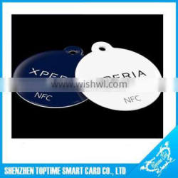programmable epoxy ntag215 nfc tag for mobile payment
