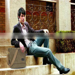 fashion canvas messenger bag full color custom printed canvas tote bags whit full color logo print