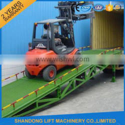 Wholesale Loading Yard Ramp Container Forklift Loading Ramps