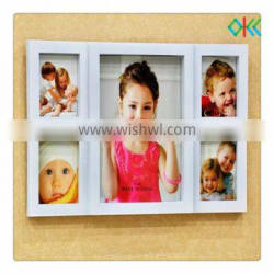 hanging the wall souvenir photo frame for kids