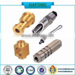 China Supplier Supply CNC ODM brass turned parts