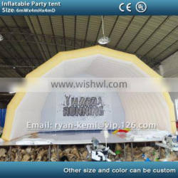 small inflatable tent with custom logo inflatable small tent inflatable cover