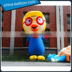 huge inflatable penguin/ customized inflatable cartoon penguin model from Guangzhou