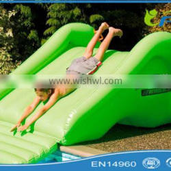 giant inflatable water slide for pool