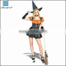 Adult women sexy cosplay costume halloween witch costumes