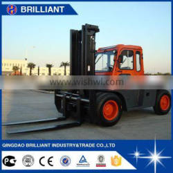Chinese Good Quality Cabin 10t Forklift with Cheap Factory Price