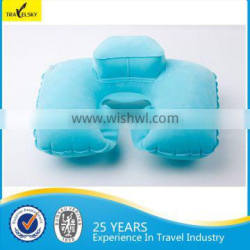 13471 Portable Comfort Inflatable Travel Neck Pillow