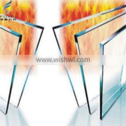 Toughened Glass Fire Resistant