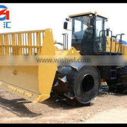 shandong famous brand landfill compactor for rubbish Quality Choice