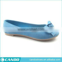 Wholesale Casual Flat Dress Shoes With Bowknot In China