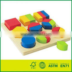 Matching Building Block Leaning Colors