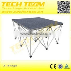 2016 New Design Mobile Folding Stage