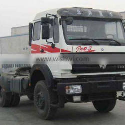 China famous North benz head tractor 6x4 heavy loading trailer tractor Beiben tractor