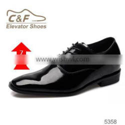 2016 HJC leather dress shoes for man