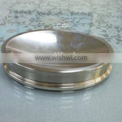 high quality metal stainless steel silver soap dish soap stand