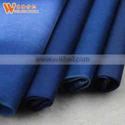 Newest fashion 9oz thin satin stretch cotton polyster denim for woman jeans fabric manufacturers