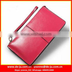 Shinny Red Classical Fashion Bride Wallet