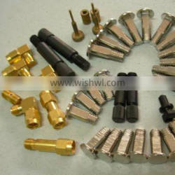 non-standard cnc lathe hardware pipe fitting anchor bolt
