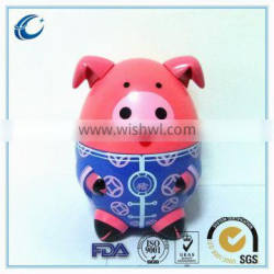 hot sale 12 chinese zodiac of animals Pig candy jar