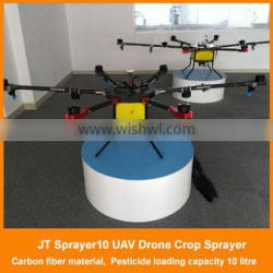 agriculture drone uav spray 10L with gps and battery