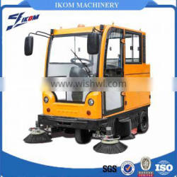 steel brush for tow road sweeper machine