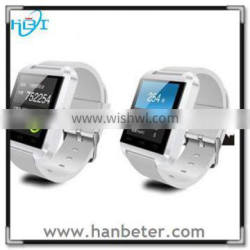 2015 Newest Design Smart Watch Bluetooth with Remote Photograph Smart Watch with Heart Rate Monitor