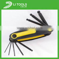 handle clip set wrench rings extra long hex key wrench