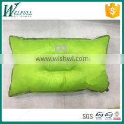 Outdoor inflatable air pillow