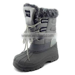 winter fur boots for men western boots