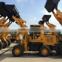 4 wheel drive tractor with front loader/wheel loader tyre protection chains/hydraulic pump wheel loader