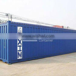 Open Top Container (20ft & 40ft)