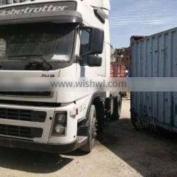 used good condition Volvo tractor head 2013 year in shanghai