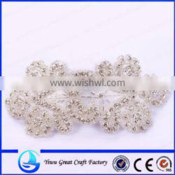 12 a batch of new manual nail bead bead embroidery wedding wedding dresses Crystal claw drilling accessories The bride diamond b