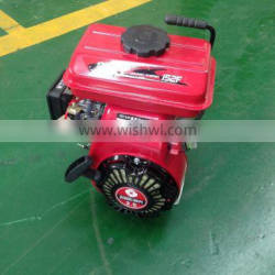 Small,portable Low Consumption 1 hp gasoline engine 152f engine with top spare parts