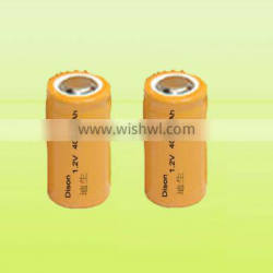 High low temperature NiCd NiMh battery pack