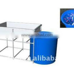 EBB48T Acquaponics System for greenhouse/indoor/garden decoration