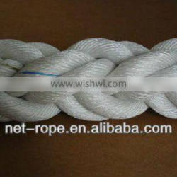 32MM - 144MM 8strands PP marine ropes for packing and fishing