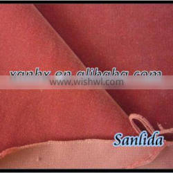 100% polyester permanent fire retardant velour for theatre curtain fabric