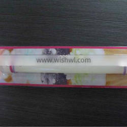 White Plastic Rolling Pin, Zinuo