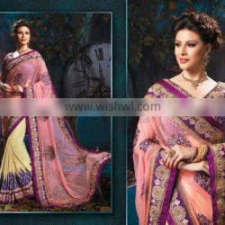 Indian cultural heavy sarees in budget R4362