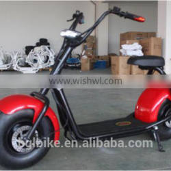 2017 the most fashionable citycoco 2 wheel electric scooter adult electric motorcycle