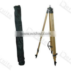 wood tripod for Surveyor compass/theodolite compass/forestry compass
